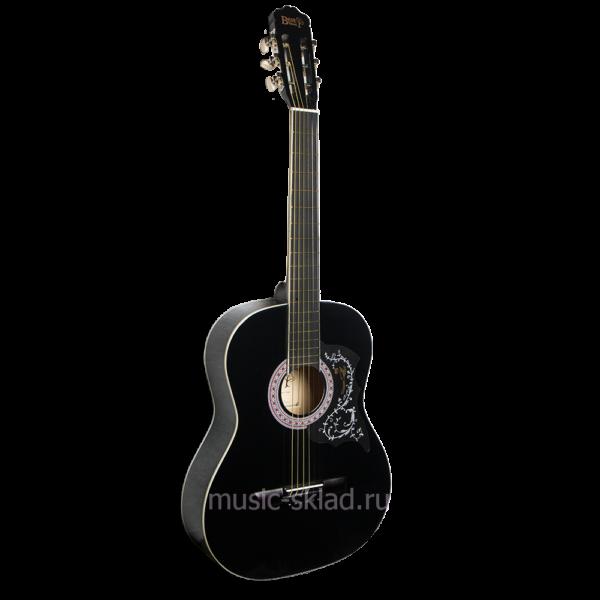 Акустическая гитара - Bestwood-MCA-101-1-BK