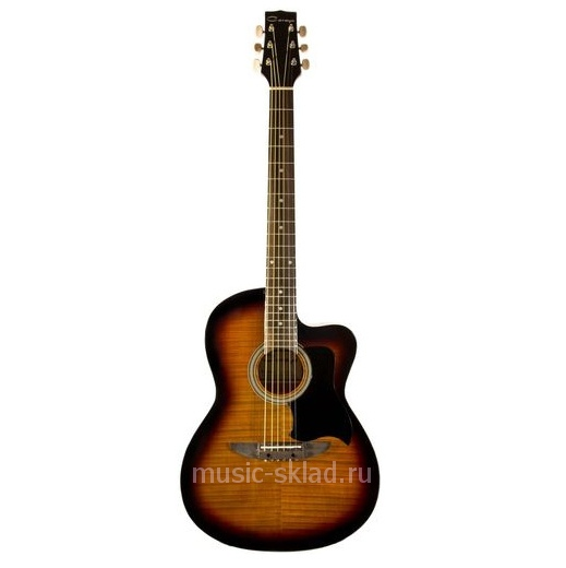 Акустическая гитара -Caraya-C901T-BS