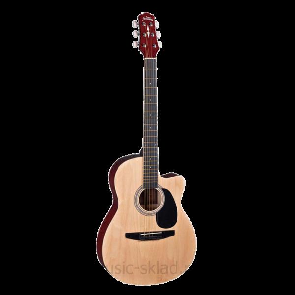 Акустическая гитара с вырезом CAG110CNA