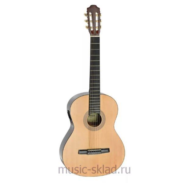 Электроакустическая гитара Hohner-HC06E