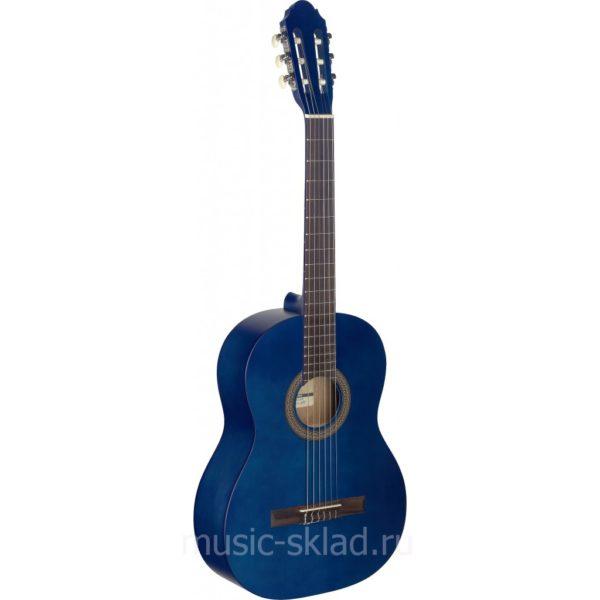 Классическая гитара Stagg-C440-M-Blu