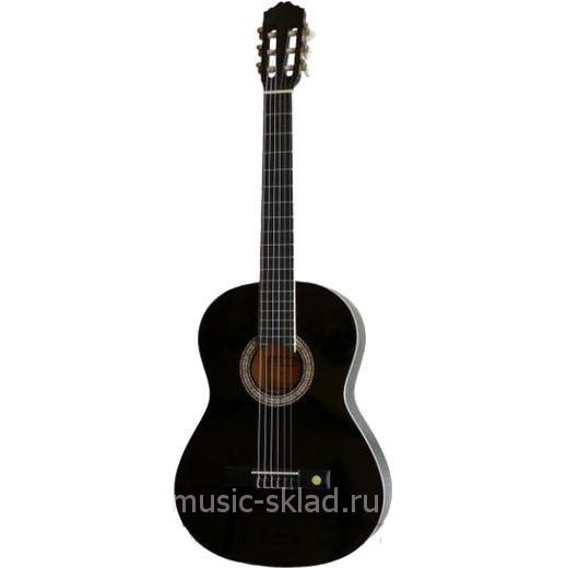 Классическая гитара-Zircon-ZC2-BK