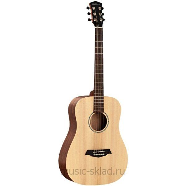 Высококлассная акустическая гитара Parkwood S-Camper
