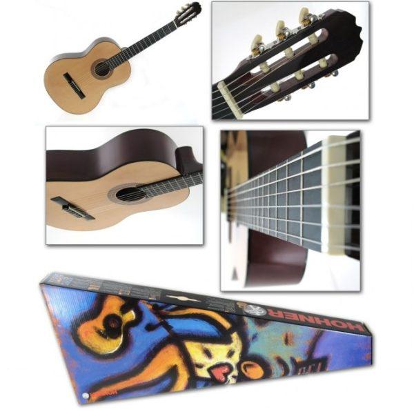 Классическая гитара -Hohner-HC06