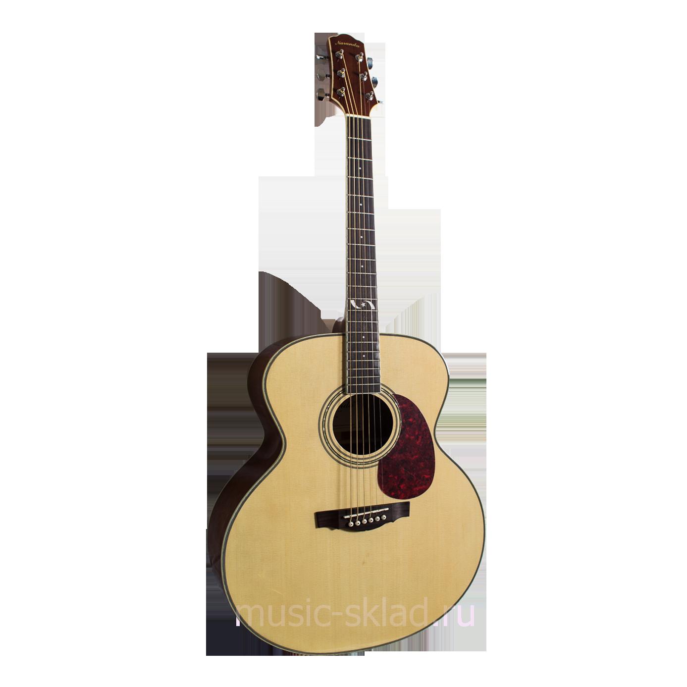 Акустическая гитара - Naranda-JG303NA