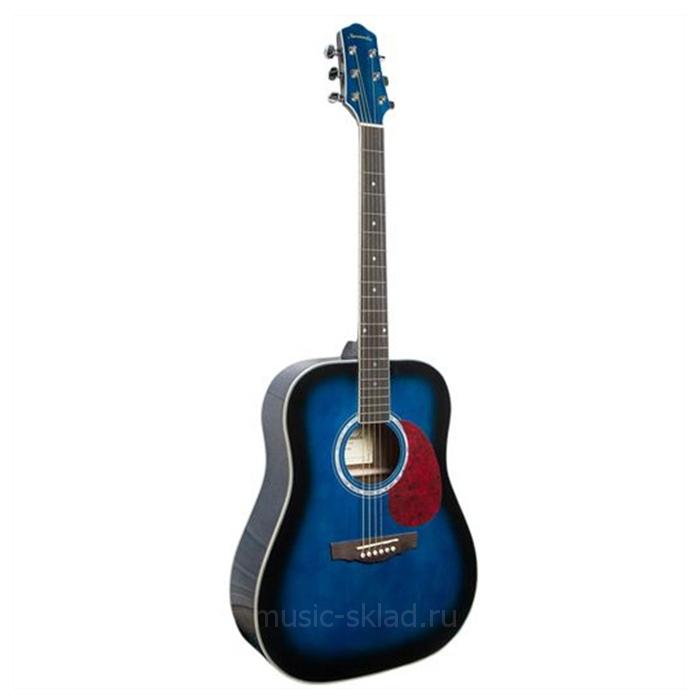 Акустическая гитара - Naranda-DG220BLS