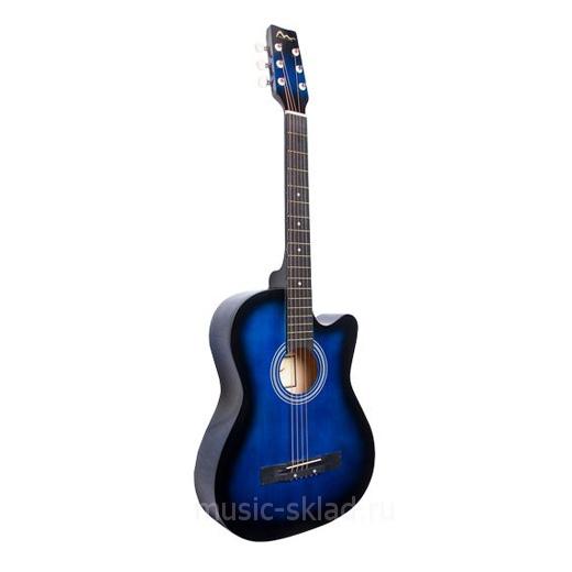 Акустическая гитара SM-A38-BLS