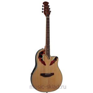 Электроакустическая гитара Martinez-W164P-N