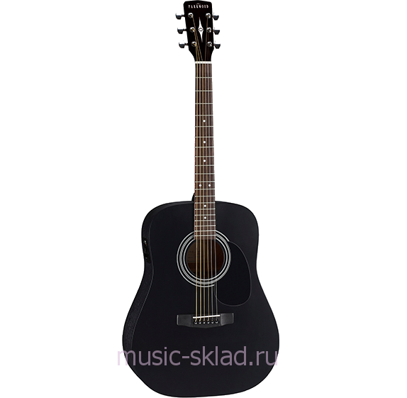 Электроакустическая гитара - Parkwood-W81E-BKS
