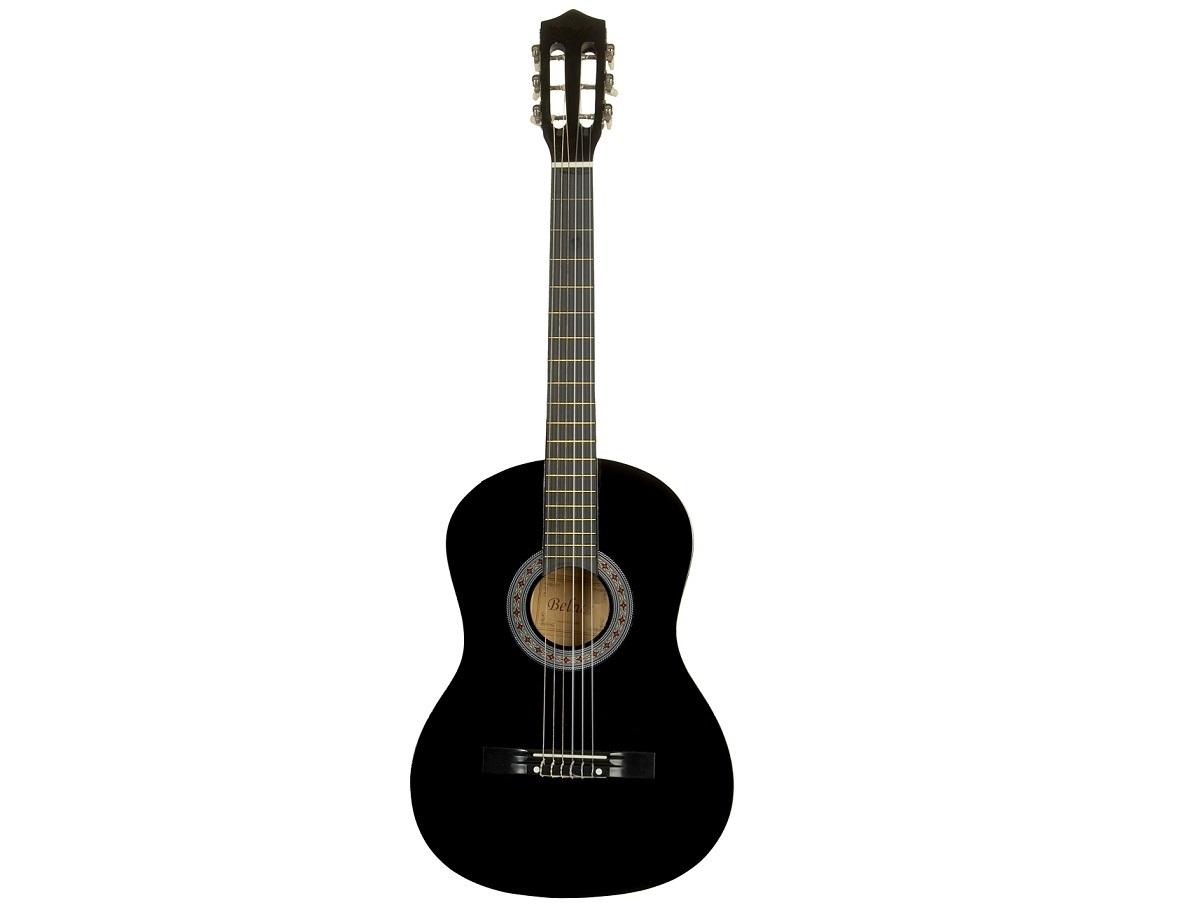 Классическая-гитара-Bella-38C-BK