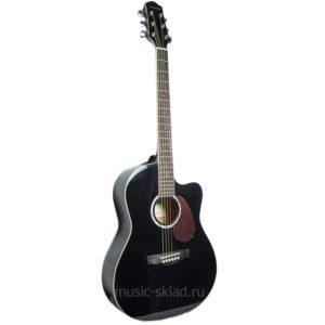 Акустическая гитара Naranda-CAG240-CBK